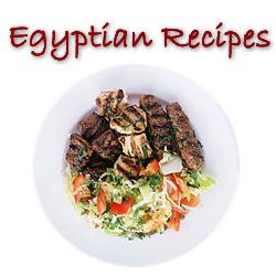 egyptian recipes from egypt